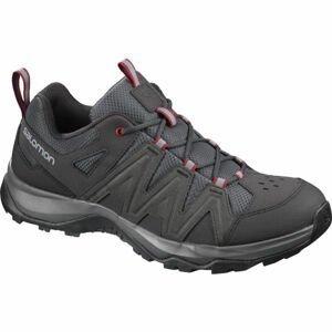 Salomon MILLSTREAM 2 šedá 11 - Pánská outdoorová obuv