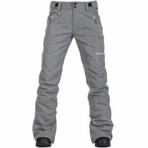 Horsefeathers RYANA PANTS šedá XS - Dámské lyžařské/snowboardové kalhoty