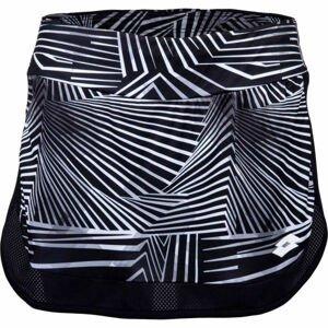 Lotto SUPERRAPIDA W III SKIRT PL černá L - Dámská sportovní sukně