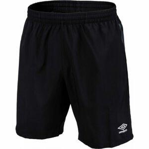 Umbro TRAINING WOVEN SHORT černá XL - Pánské sportovní šortky