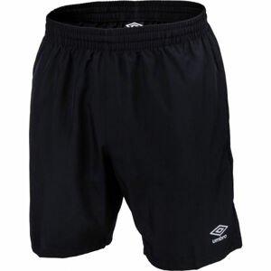 Umbro TRAINING WOVEN SHORT černá XL - Pánské sportovní kraťasy