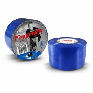 Premier Sock Tape SHIN GUARD RETAINER TAPE PRO ES modrá NS - Tejpovací pásky