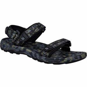 ALPINE PRO CALOS černá 42 - Pánské sandály