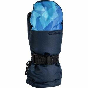 Head JUAN modrá 5-7 - Dětské zimní rukavice