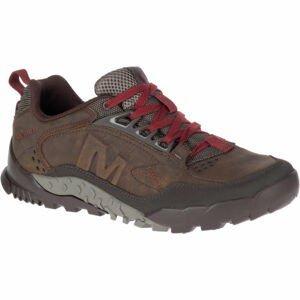 Merrell ANNEX TRAK LOW hnědá 8.5 - Pánské outdoorové boty