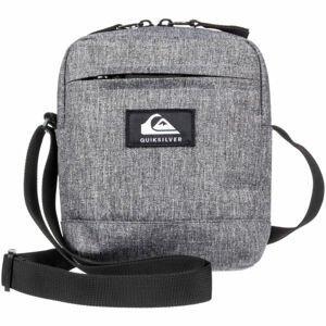 Quiksilver MAGICALL tmavě šedá UNI - Pánská crossbody taška