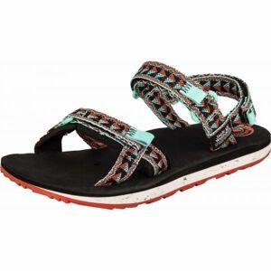 Jack Wolfskin OUTFRESH SANDAL černá 6 - Dámské turistické sandály