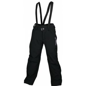 Rucanor TRIMM JUNIOR černá 116 - Dětské softshellové kalhoty