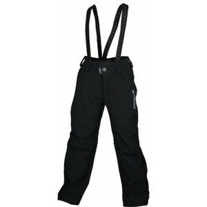 Rucanor TRIMM JUNIOR černá 128 - Dětské softshellové kalhoty