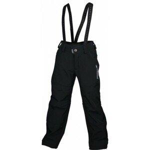 Rucanor TRIMM JUNIOR černá 152 - Dětské softshellové kalhoty