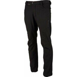 Rucanor TRIMM MEN černá L - Pánské softshellové kalhoty