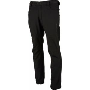 Rucanor TRIMM MEN černá M - Pánské softshellové kalhoty