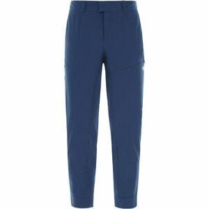The North Face INLUX CROPPED PANT modrá 6 - Kalhoty ve zkrácené délce