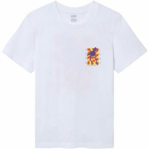 Vans WM PHOTO OP bílá M - Dámské tričko