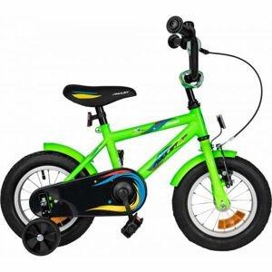 Amulet MINI 12 zelená NS - Dětské kolo