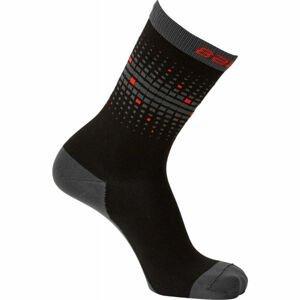 Bauer ESSENTIAL LOW SKATE SOCK  XS - Hokejové ponožky