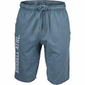 Russell Athletic DELBOY SHORTS modrá S - Pánské šortky