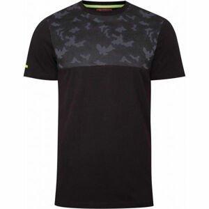 Kappa LOGO GIARA černá XXL - Pánské tričko