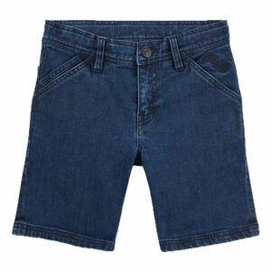 O'Neill LB 5-POCKET SHORTS tmavě modrá 128 - Chlapecké džínové kraťasy