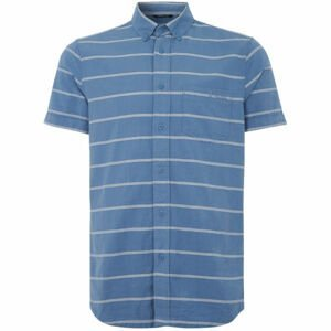 O'Neill LM BRIDGE S/SLV SHIRT modrá S - Pánská košile