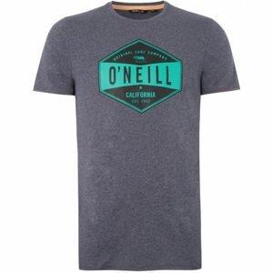 O'Neill PM SURF COMPANY HYBRID T-SHIRT šedá S - Pánské tričko