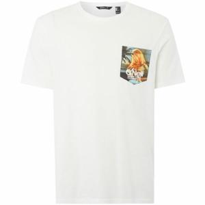 O'Neill LM PRINT T-SHIRT bílá L - Pánské tričko