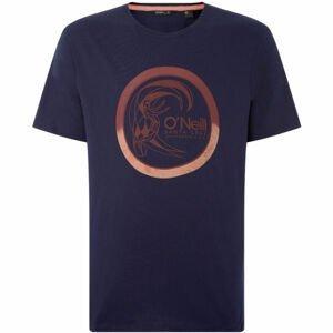 O'Neill LM CIRCLE SURFER T-SHIRT tmavě modrá XS - Pánské tričko
