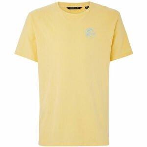 O'Neill LM ORIGINALS LOGO T-SHIRT žlutá L - Pánské tričko