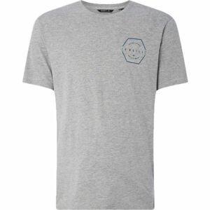 O'Neill LM PHIL T-SHIRT šedá S - Pánské tričko