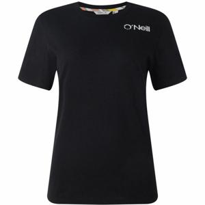 O'Neill LW SELINA GRAPHIC T-SHIRT černá XS - Dámské tričko
