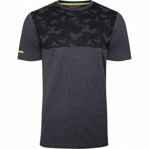 Kappa LOGO GIARA šedá M - Pánské tričko