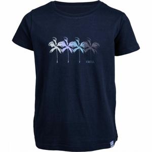O'Neill LG VICKY T-SHIRT tmavě modrá 128 - Dívčí tričko