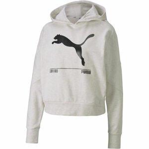 Puma NU-TILITY HOODY bílá XL - Dámská mikina