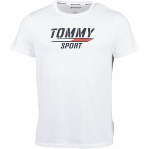 Tommy Hilfiger PRINTED TEE  M - Pánské tričko