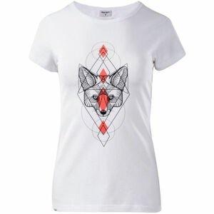 Hi-Tec LADY CLORI bílá L - Dámské triko