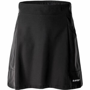 Hi-Tec LADY DANDO černá S - Dámská outdoorová sukně