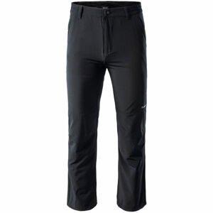 Hi-Tec CABINIS černá S - Pánské softshellové kalhoty