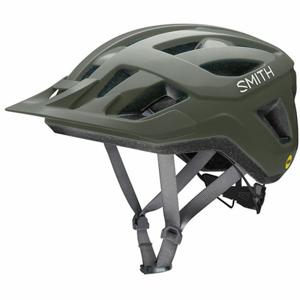 Smith CONVOY MIPS zelená (55 - 59) - Cyklistická helma
