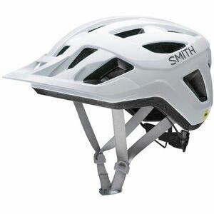 Smith CONVOY MIPS bílá (59 - 62) - Cyklistická helma