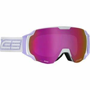Salice 619DARWF bílá NS - Lyžařské brýle