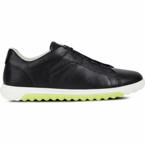Geox U NEXSIDE černá 46 - Pánská volnočasová obuv