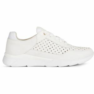 Geox D HIVER bílá 38 - Dámská volnočasová obuv