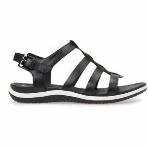 Geox D SANDAL VEGA černá 38 - Dámské sandále