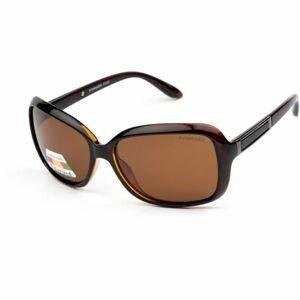 Finmark F2003 hnědá NS - Polarizační sluneční brýle