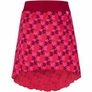 Loap BAJILA červená 146-152 - Dívčí sukně