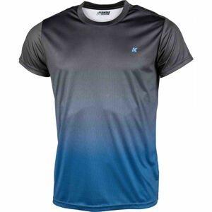Kensis GOZO modrá M - Pánské sportovní triko
