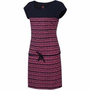 Hannah TENESIE růžová 40 - Dámské šaty