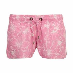 ALPINE PRO KAGISA růžová L - Dámské kraťasy