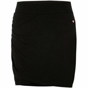 Loap ADUBIA černá XS - Dámská sukně