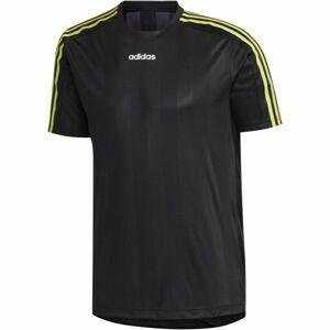 adidas CULTURE T-SHIRT černá 2XL - Pánské tričko